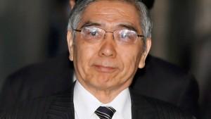 Notenpresse und Freihandel sollen Japan antreiben