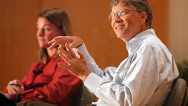 Milliardär Gates meldet sich wieder zu Wort