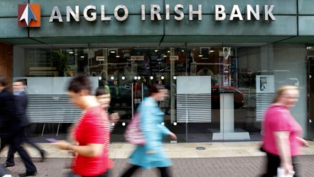 Anglo Irish Bank wird wohl nicht fortgeführt