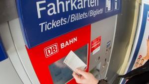 Sparpreis-Tickets bald bis kurz vor Abfahrt buchbar