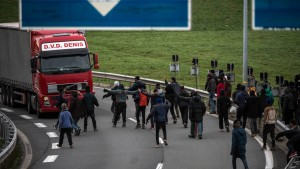 Flüchtlingssituation belastet Fuhrunternehmen