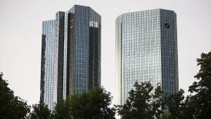 Deutsche Bank stimmt Vergleich im Libor-Streit zu
