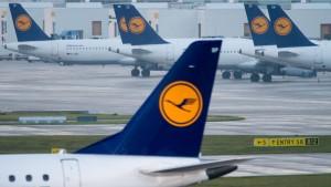 Lufthansa-Flugbegleiter streiken ab Freitag