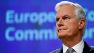 Großbritannien soll Schulden in Euro bezahlen