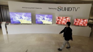 Samsung-Fernseher spielen unerwünschte Werbung aus