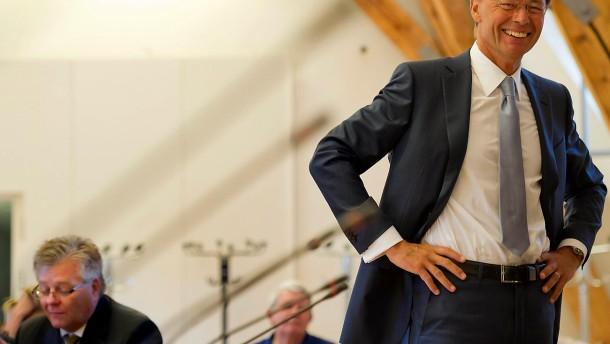 Middelhoff stützt Ex-Deutsche-Bank-Chef Breuer