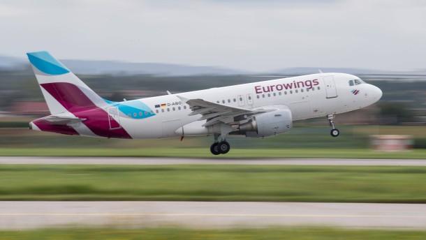 Die Billigflieger starten bald von der Heimatbasis Frankfurt