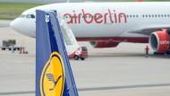 Lufthansa und Air Berlin schneiden in der Rangliste gut ab.