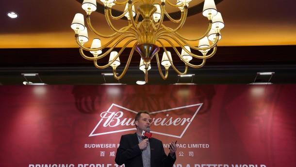 Zweiter Anlauf  für den Bier-Börsengang in Asien