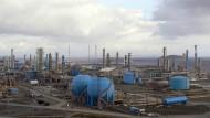 Quelle des Wohlstands: Im norwegischen Kårstø steht die größte Erdgasaufbereitungsanlage ganz Europas.