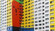 Hochhaus in Berlin-Lichtenberg