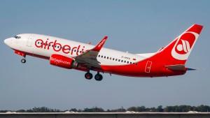 Air Berlin spricht mit Tui über Zusammenschluss