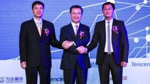 Alibaba und die drei Milliardäre