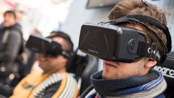 Facebook legte eigene Virtual-Reality-Brillen lahm