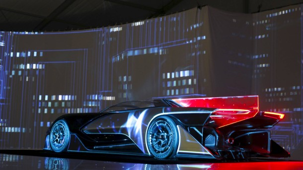 Faraday Future versichert: Wir können auch Alltagsautos!