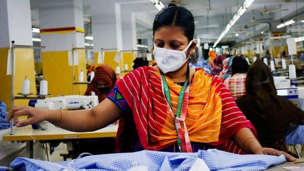 Bangladeschs Textilverband wehrt sich gegen westliche Konzerne