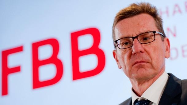 BER-Chef Mühlenfeld geht