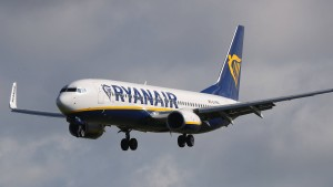 Ryanair fliegt – trotz Pilotenstreik