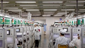 300.000 Menschen nur für die iPhone-Produktion