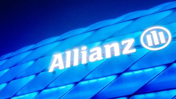 Allianz peilt 10-Milliarden-Ergebnis an