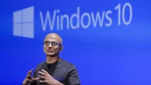 Microsofts Wandel funktioniert