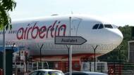 Genügend Arbeitsplätze für Air Berlin-Mitarbeiter