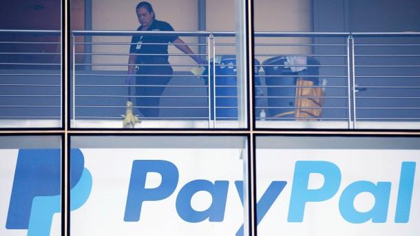 Internetfirmen drängen ins Bankgeschäft