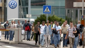 Wolfsburg wehrt sich