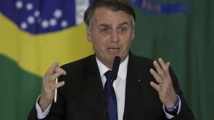Südamerikas Börsen lahmen