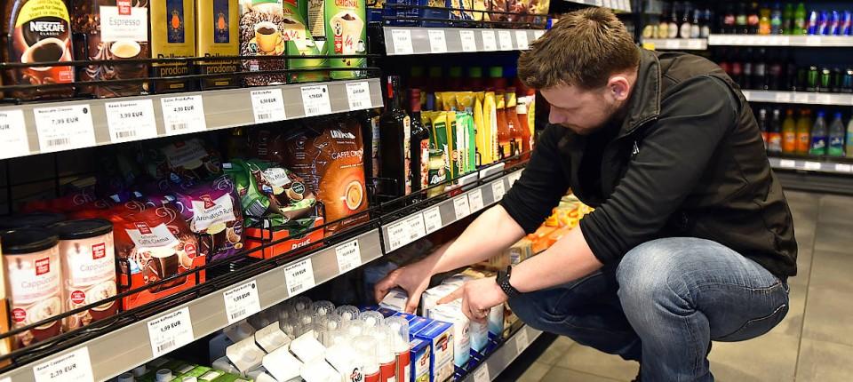 Lebensmittelhändler Wie Rewe Den Supermarkt Umgekrempelt Hat