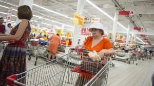 Russland will Lebensmittelpreise deckeln
