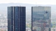 Amerika macht Druck auf die Deutsche Bank