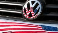 Volkswagen droht wegen des Abgasskandals in den Vereinigten Staaten eine Milliarden-Strafe.