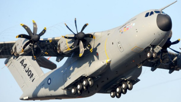 Einigung im Streit um Militärtransporter A 400M