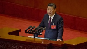 China im Rückwärtsgang