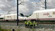 Spanien muss Zugauftrag neu ausschreiben