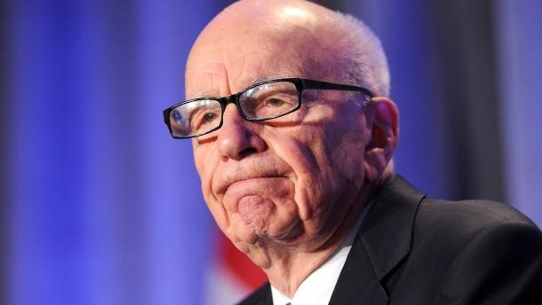 Murdoch will angeblich seinen Konzern aufspalten