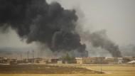 Amerikanische Kampfjets zerstören 116 Tanklaster der IS-Miliz