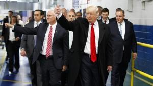 Trump schlägt Shitstorm gegen Gewerkschafter los