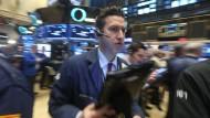 Der größte Aktienkäufer betritt den Markt