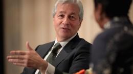 Top-Banker würde nur auf eine Amtszeit Trumps wetten