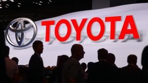 Schon wieder ein Rückruf bei Toyota