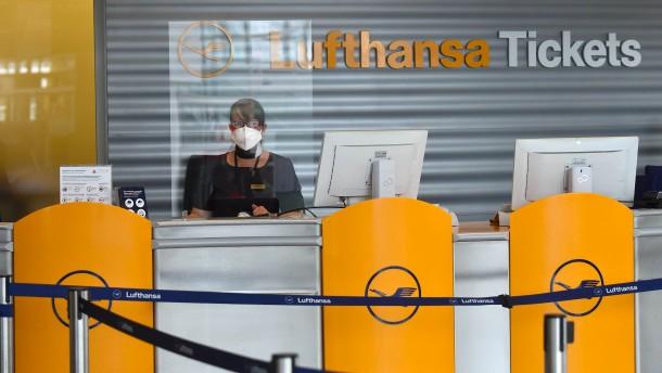 Verbraucherzentrale verklagt Lufthansa