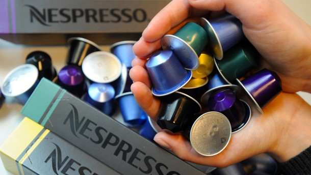 Nestlé muss im Kaffeegeschäft wach bleiben