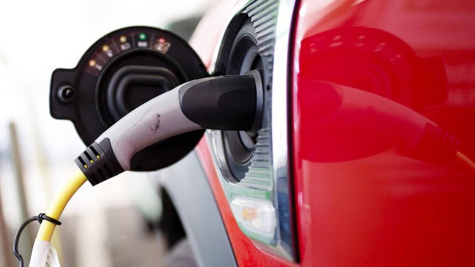Deutschland steigt um auf Elektromobilität.