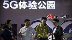 Verzögert ein Huawei-Ausschluss den 5-G-Ausbau um zwei Jahre?
