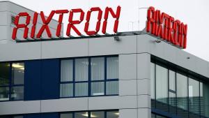 Obama plant angeblich Veto gegen Aixtron-Übernahme