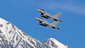 Airbus gesteht Zuwendungen bei Eurofighter-Geschäft ein