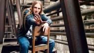 Einmal ohne Gitarre: Christoph Weiherer