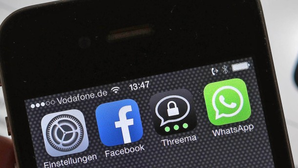 Die Alternativen zu Whatsapp
